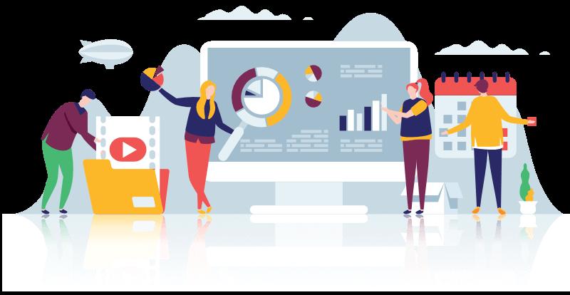 Campaña de Marketing Digital - Unitytop, LLC